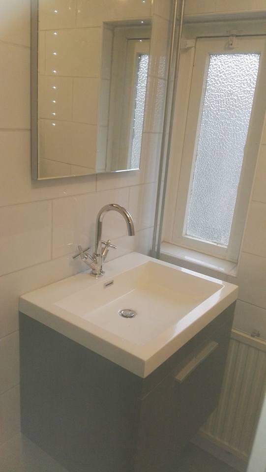 Renovatie keuken wc en badkamer folkertsma metsel en klusbedrijf - Renovatie wc ...