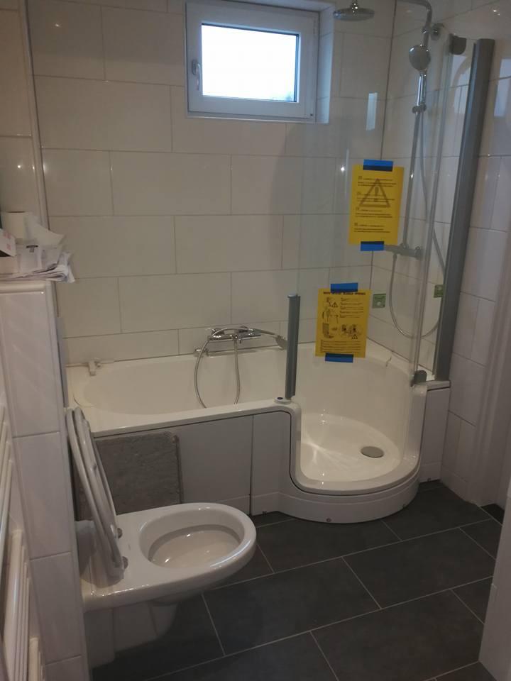 Opleveren badkamer, Folkertsma Metsel- en Klusbedrijf - Folkertsma ...